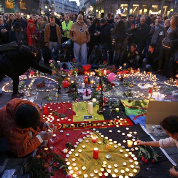 El Gobierno declaró tres días de duelo nacional tras los ataques.