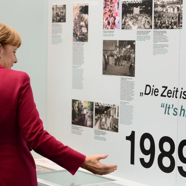 Muro de Berlín 25 años 2