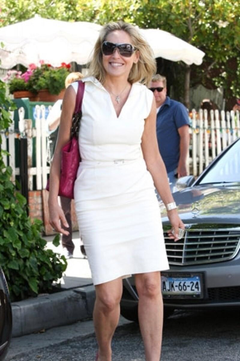 La actriz apareció por primera vez en un programa de televisión español en el que comentó las consecuencias de la enfermedad que padeció.