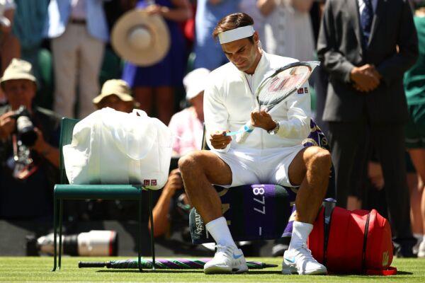 Roger Federer Uniqlo 2018