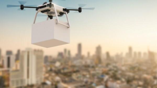 drones logistica futuro