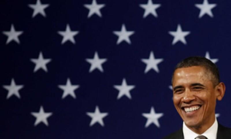 El presidente Obama divulgó un video este sábado donde habla de su informe del próximo martes. (Foto: Reuters)