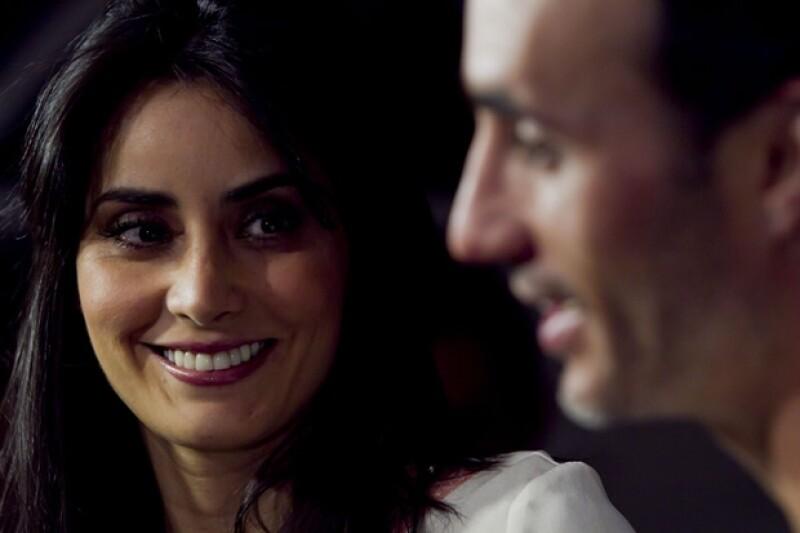 Paola conoce a Rodolfo desde hace años.