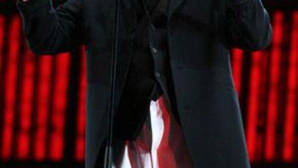 Miguel Bosé será una de las estrellas que actuarán en el evento de este miércoles.
