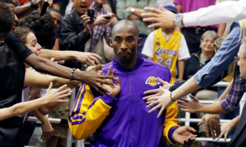 Bryant empezó a jugar hace casi 20 años, en 1996. (Foto: Reuters)