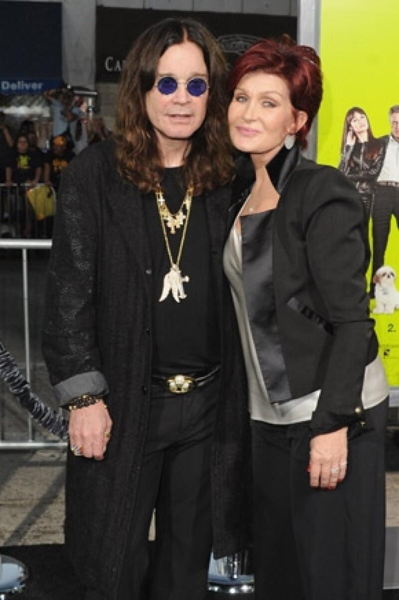 Tras 31 años de unión, una de las parejas icónicas de la televisión atraviesan una etapa de distanciamiento, según informan varios medios estadounidenses y británicos.