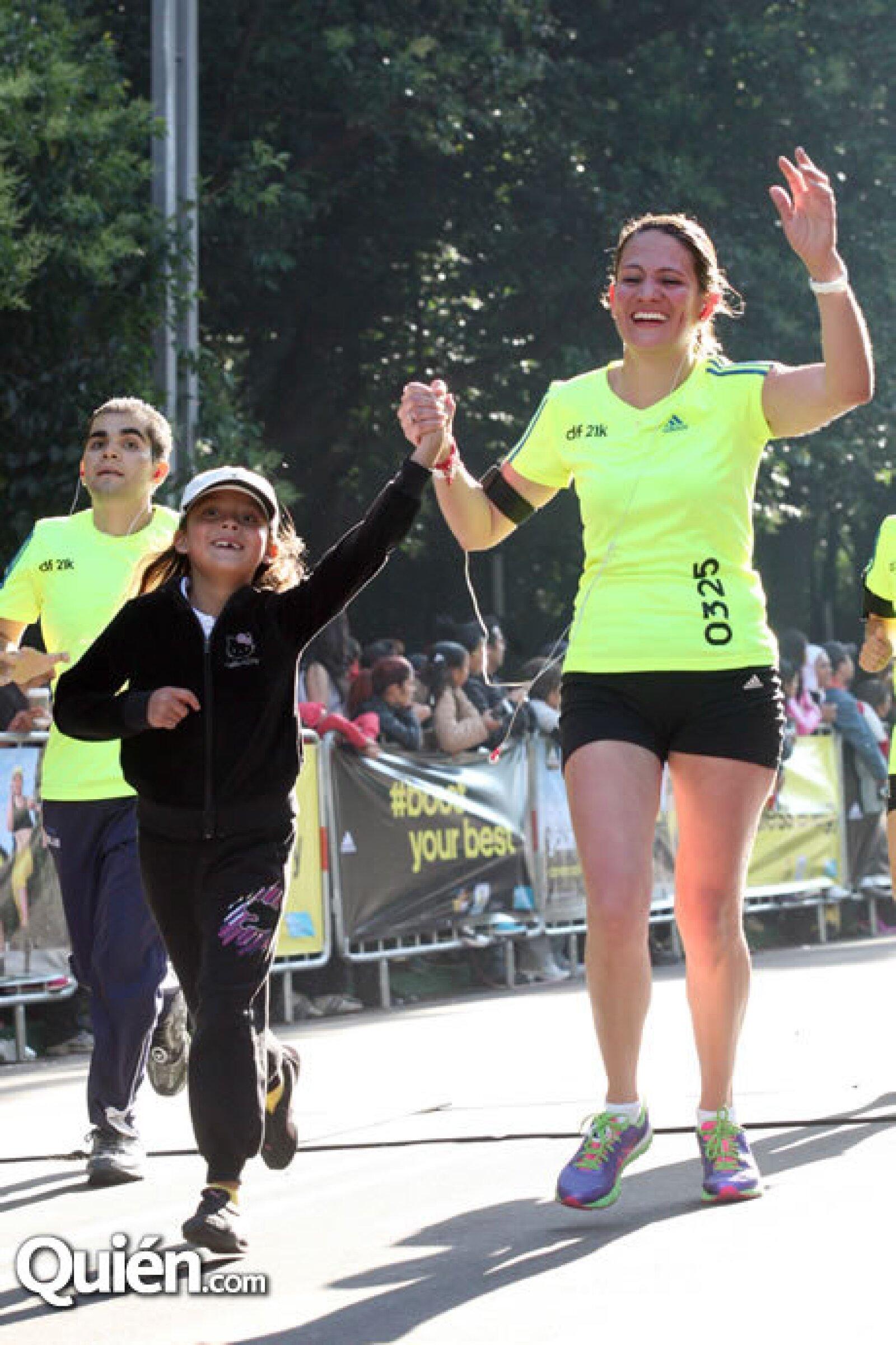 Lissette Gómez y Jimena Palma