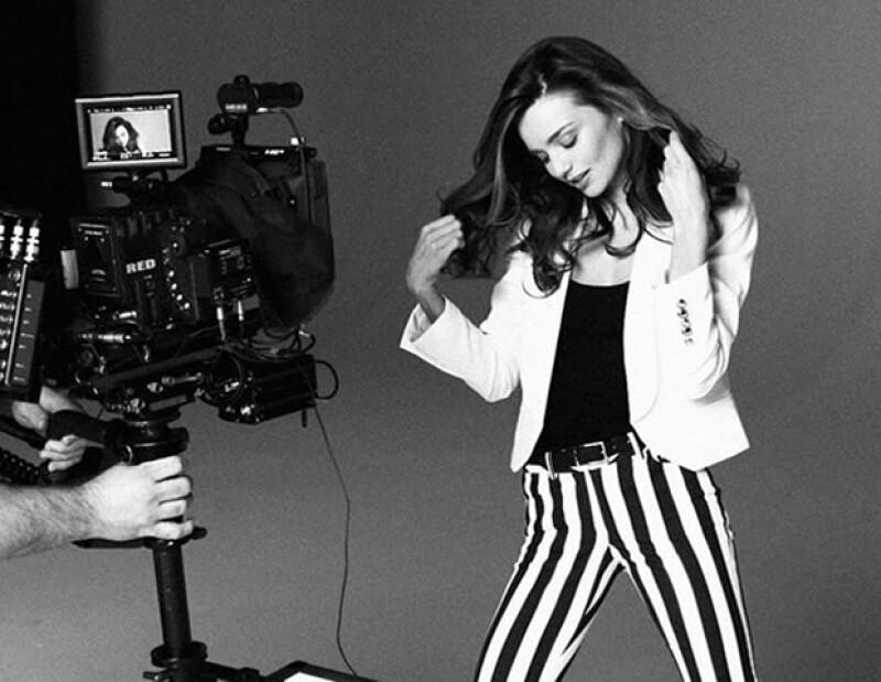 La modelo australiana fue elegida como la nueva cara de la popular marca de ropa, cuyas representantes anteriores incluyen a Diane Kruger y la bloggera mexicana Andy Torres.
