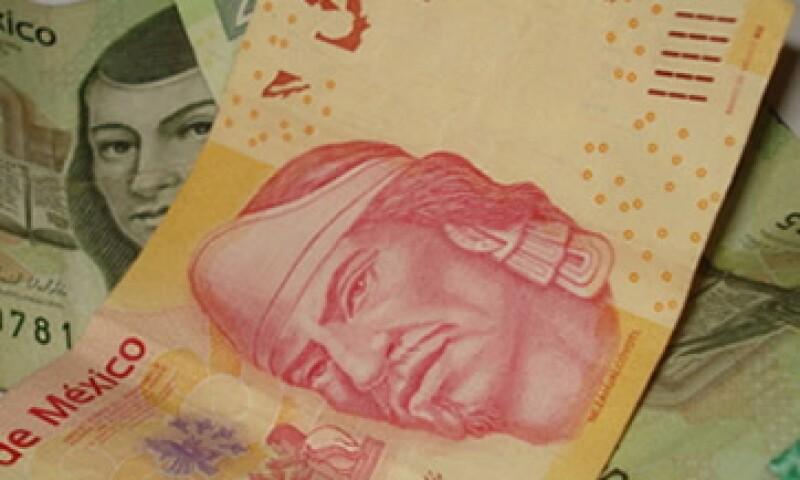 La moneda mexicana extendía su avance este martes. (Foto: Karina Hernández)
