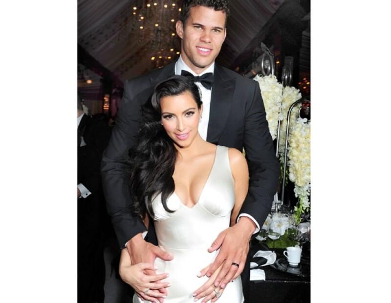 Kris le dio a Kim un anillo de compromiso valuado en 2 millones de dólares.