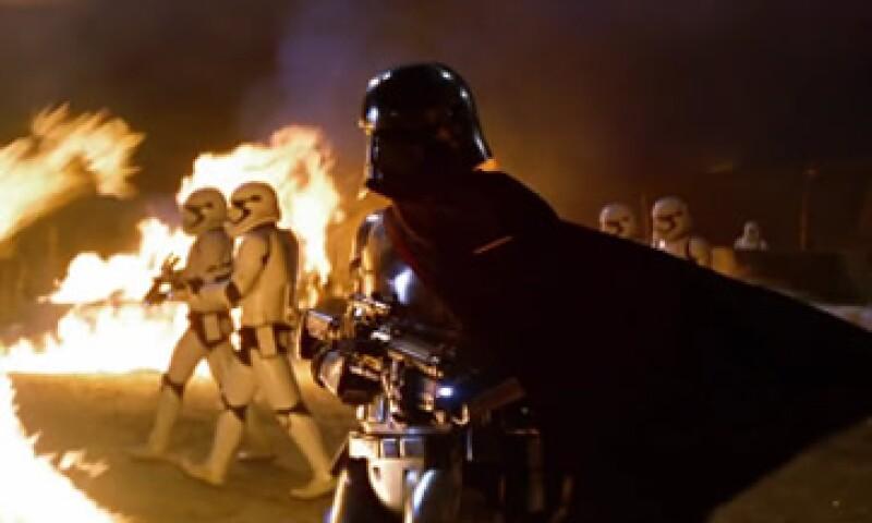 Los soldados imperiales regresan en la esperada cinta sobre una galaxia muy lejana y la batalla entre el bien y el mal (Foto: Youtube/Star Wars )