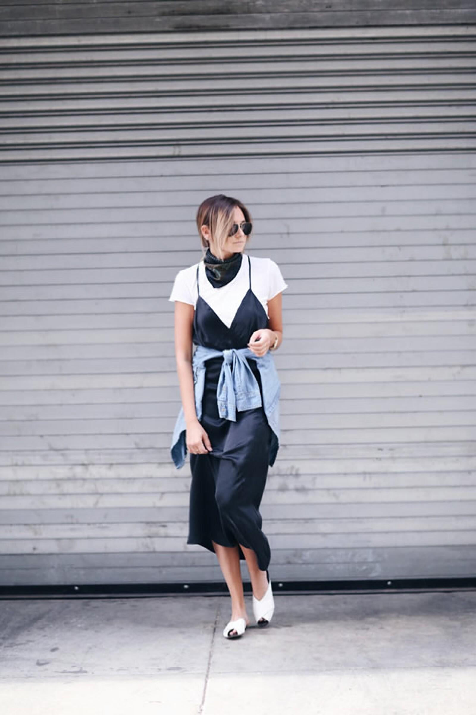 Danielle Bernstein de We Wore What está detrás de uno de los sitios de moda más leídos en el mundo.