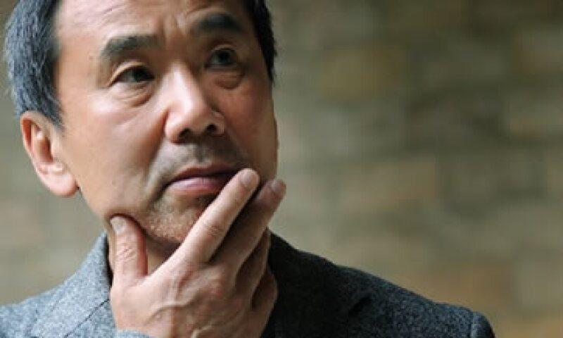 Haruki Murakami ha llamado la atención de miles de lectores en todo el mundo, especialmente jóvenes.(Foto: AFP)