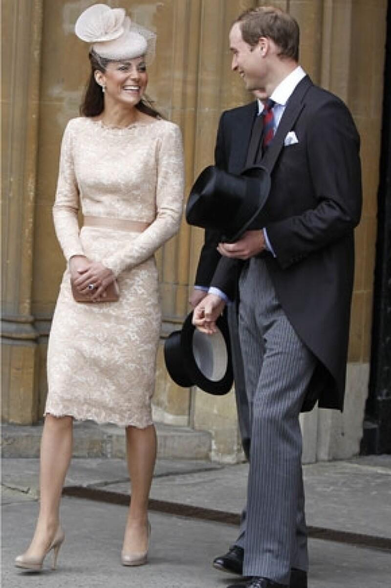 Hoy la casa real dio a conocer que Kate y Guillermo realizarán un viaje en septiembre por Asia, por motivo del jubileo.