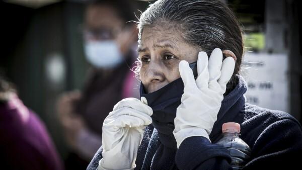 Llega Tijuana a los 765 casos confirmados de Covid-19 y 130 muertes.