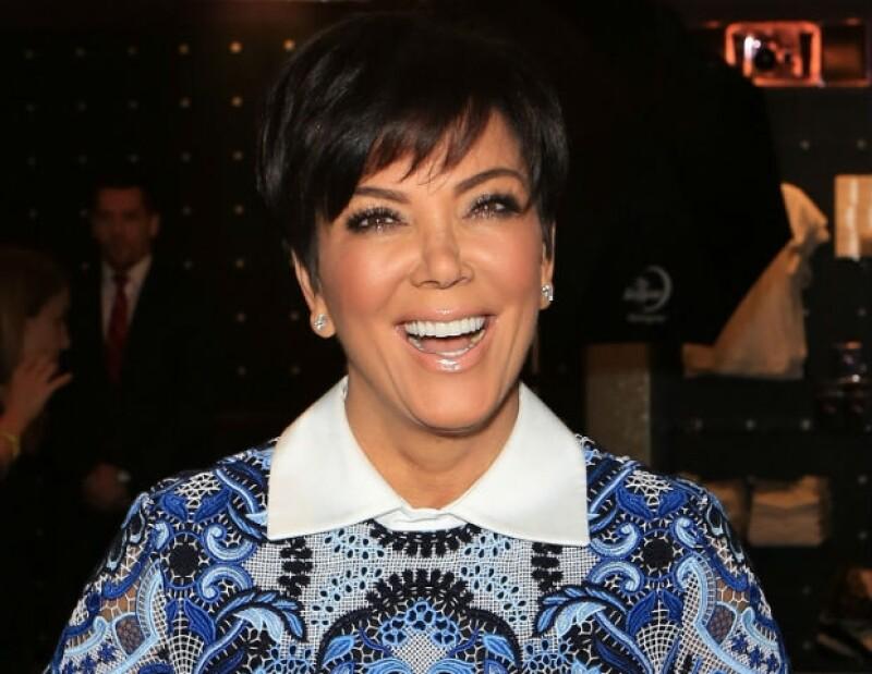 La madre de las Kardashian expresó su molestia pues considera que su hija destruyó su credibilidad.