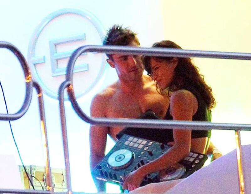 Zac Efron y Michelle Rodriguez