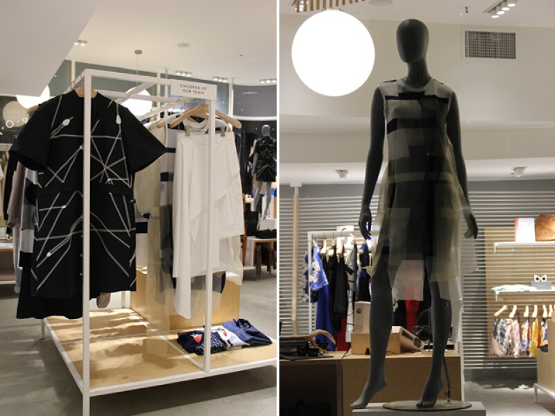 COOT se incorporó a la pop-up store de WWD en Nueva York.