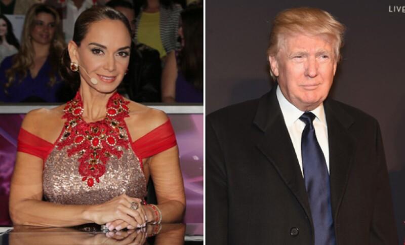 Tras la controversia por las expresiones que hizo Donald Trump hacia los mexicanos, la ex Miss Universo asegura que la decisión de continuar en el certamen se tomó con la cabeza fría.