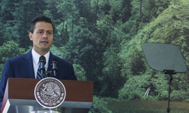 El presidente Peña Nieto encabezará el acto en Palacio Nacional. (Foto: Cuartoscuro)