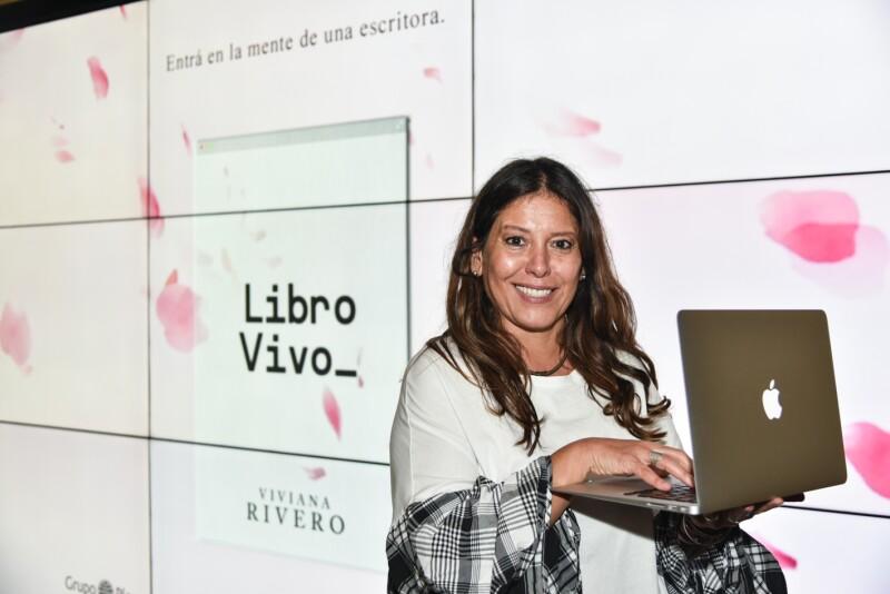 Viviana Rivero.