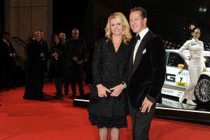 Michael Schumacher y Corinna