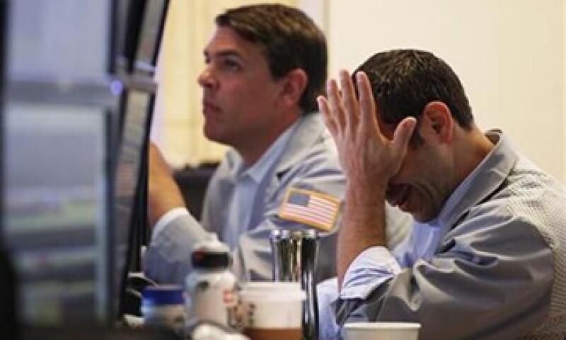 Las acciones estadounidenses se fueron apagando en la tarde de este jueves. (Foto: Reuters)