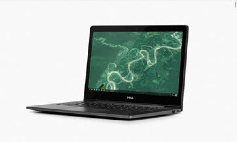 La nueva Chromebook 13 tiene una batería con una duración de 12 horas. (Foto: Google)