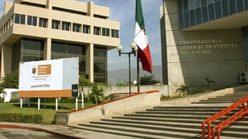 Procuraduría de Chiapas