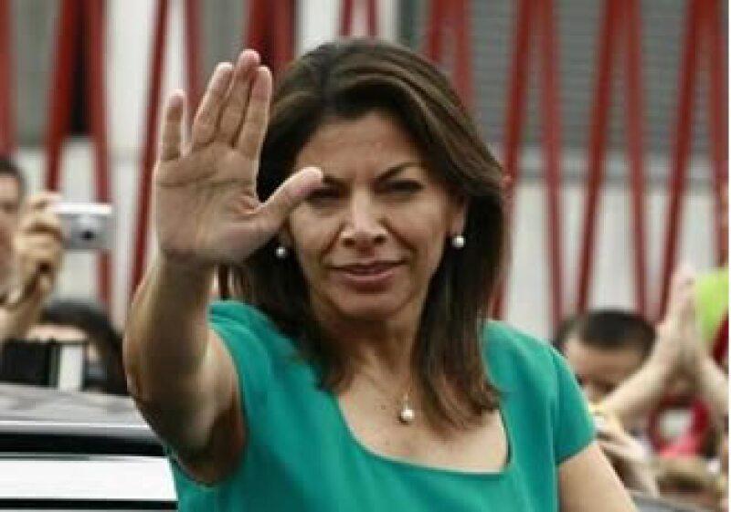 Laura Chinchilla tomará posesión el 8 de mayo para el periodo 2010-2014. (Foto: Reuters)