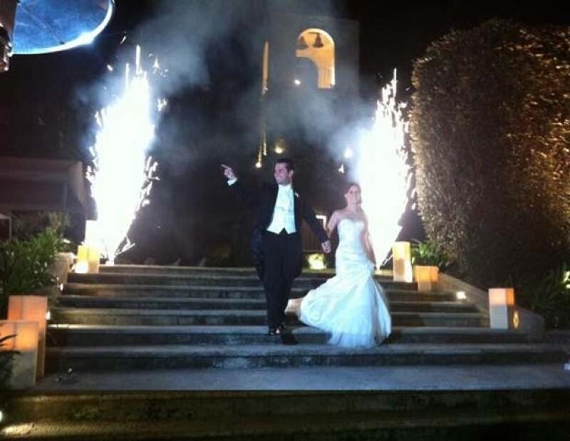 La boda de Pamela Jean y Tony Gebara.