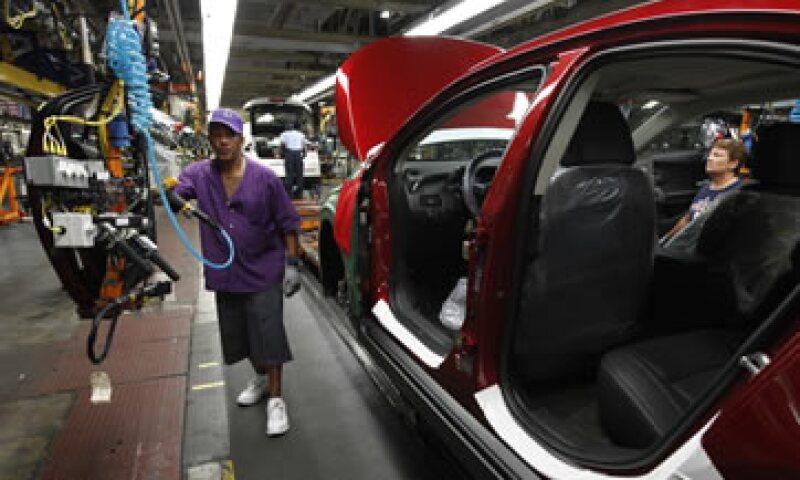 El volumen en México no es el objetivo inmediato de la automotriz, sino mantener la rentabilidad. (Foto: AP)