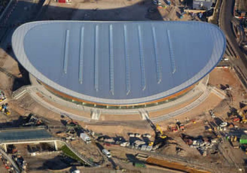 El Velódromo tendrán 6,000 asientos e incluyen un café, renta de equipo y mantenimiento de bicicletas. (Foto: Cortesía ODA)