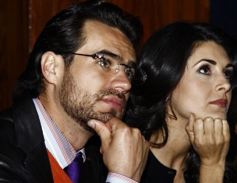 Jorge Poza y Mayrín Villanueva tuvieron un escandaloso divorcio.