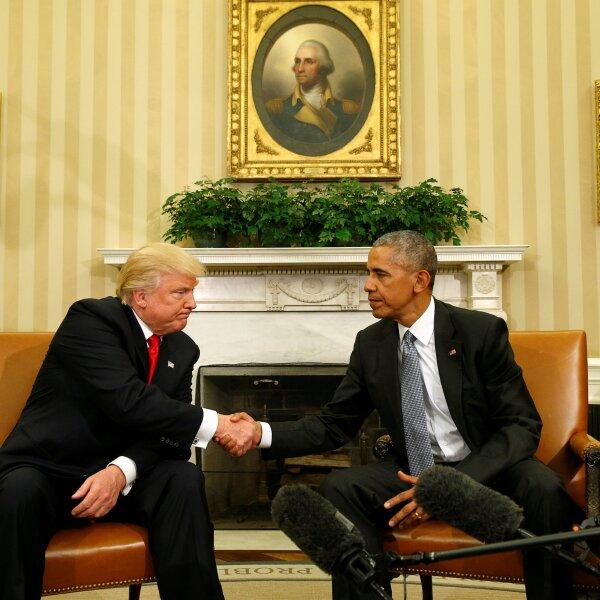 Presidentes US