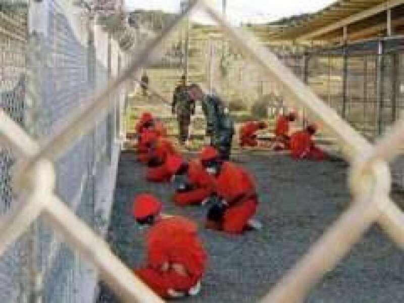 Los prisioneros son acusados de participar en un complot para llevar a cabo los ataques del 11 de septiembre. (Foto: Reuters)