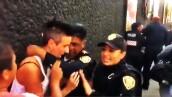 Migrantes policias CDMX
