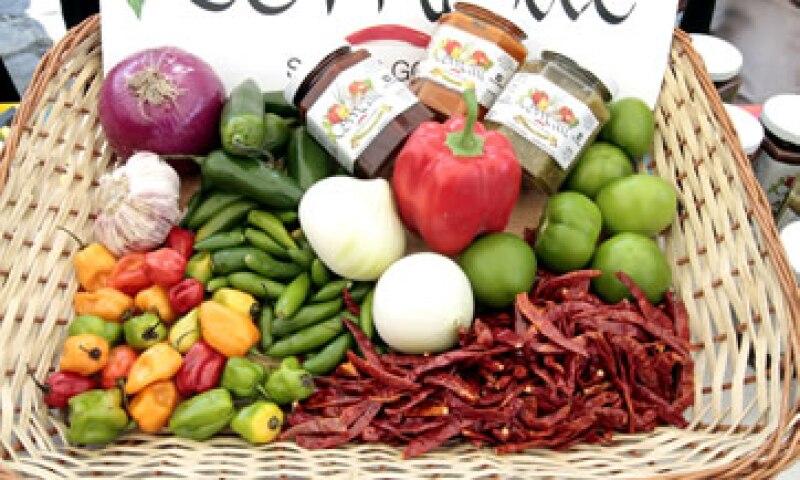 Las frutas y verduras aumentaron su precio 13.89% en 2013 (Foto: Getty Images)