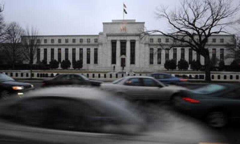 El Banco Central de EU dará a conocer su comunicado de política monetaria el próximo miércoles. (Foto: Reuters)