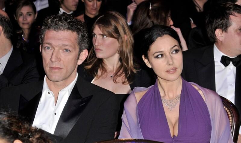 """La actriz italiana y el actor francés han decidido separarse luego de 14 años de matrimonio, anunció la oficina de prensa de la intérprete del filme """"Malena""""."""