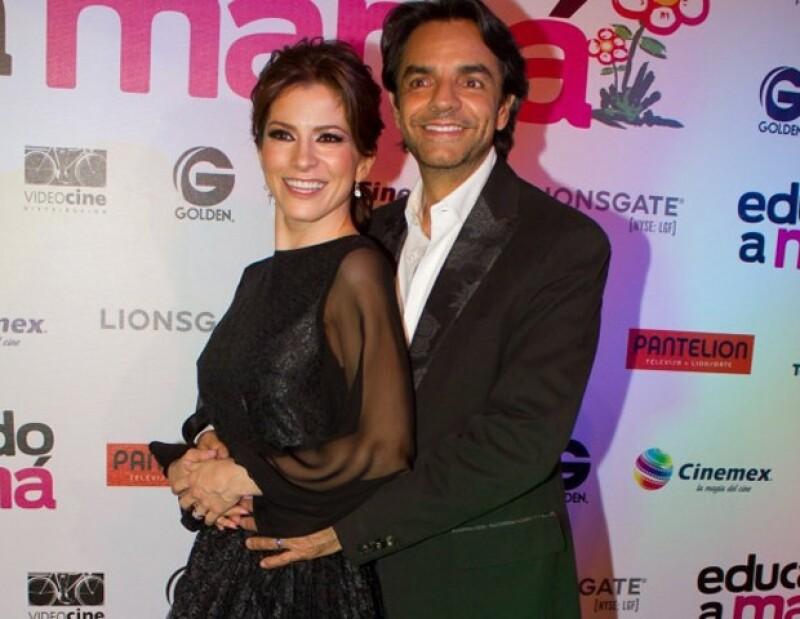 El comediante y la cantante afirmaron que este año desean convertirse en padres de su primer hijo, luego de seis meses de matrimonio.