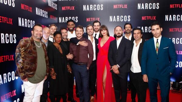 Narcos serie de Netflix