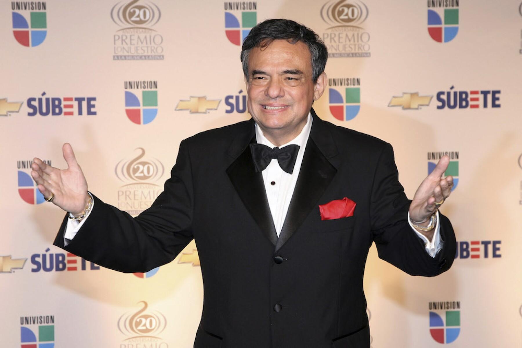 Univision Premio Lo Nuestro Awards 2008 - Press Room