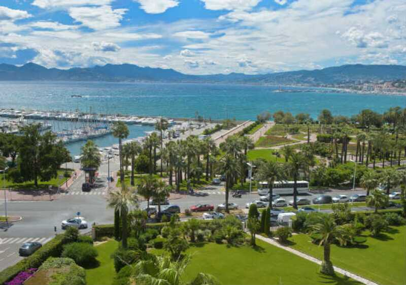 Penthouses Cannes
