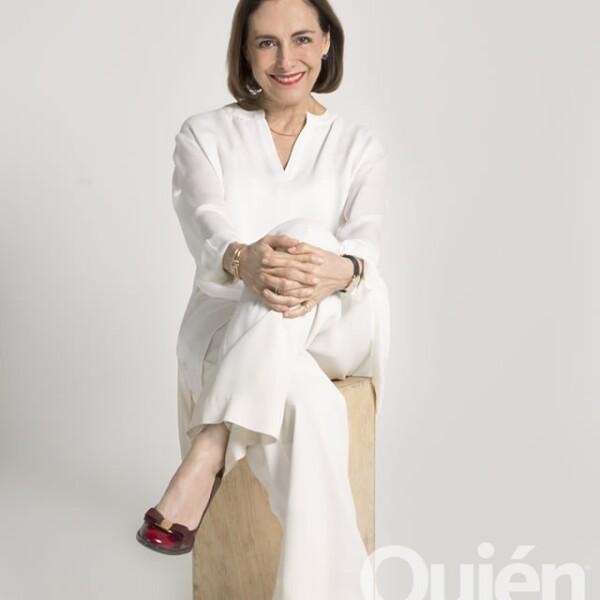 Diana Bracho, actriz. Una de las más grandes, regresó con éxito al escenario en Master Class.