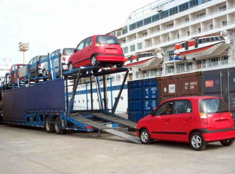 importaciones y exportaciones de autos