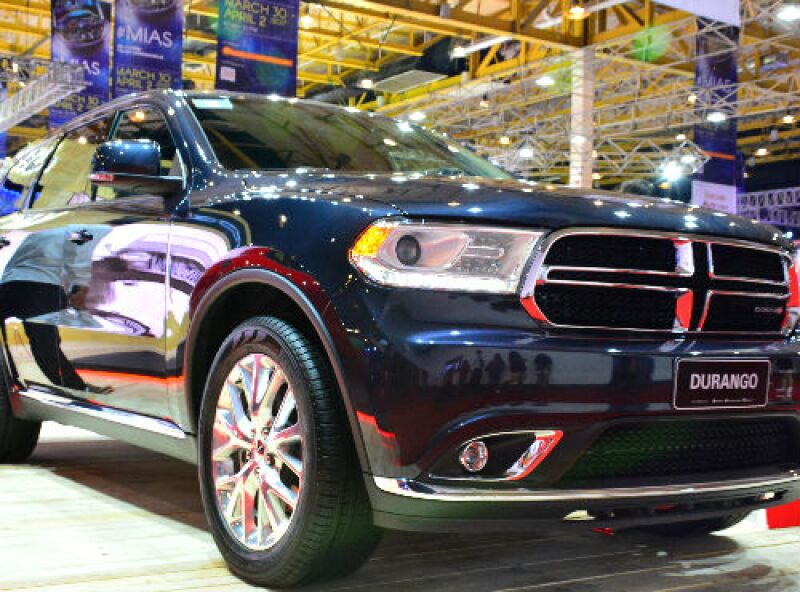 Fiat Chrysler Dodge Durango