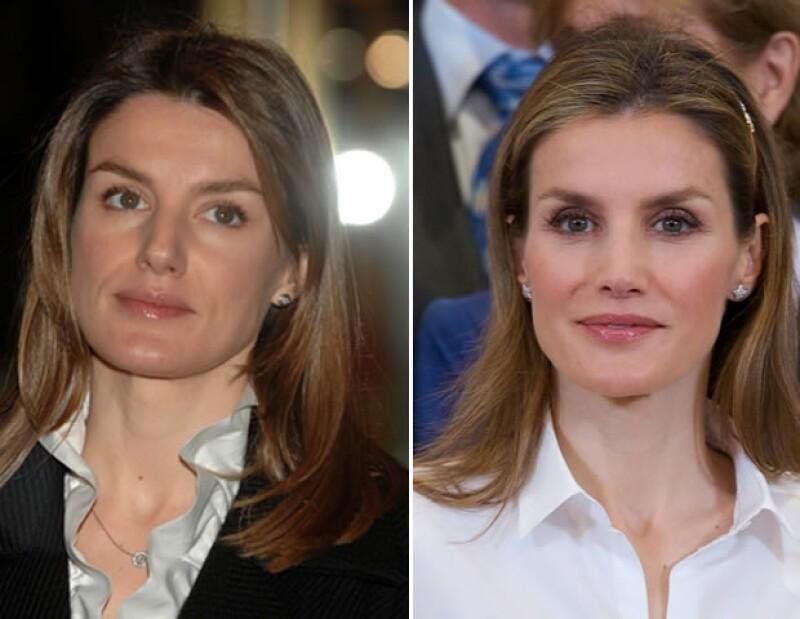 Felipe Varela, Mango y Zara son algunas de las marcas favoritas de la próxima reina de España. Aquí un recuento de su estilo tras 10 años de pertenecer a la Familia Real.