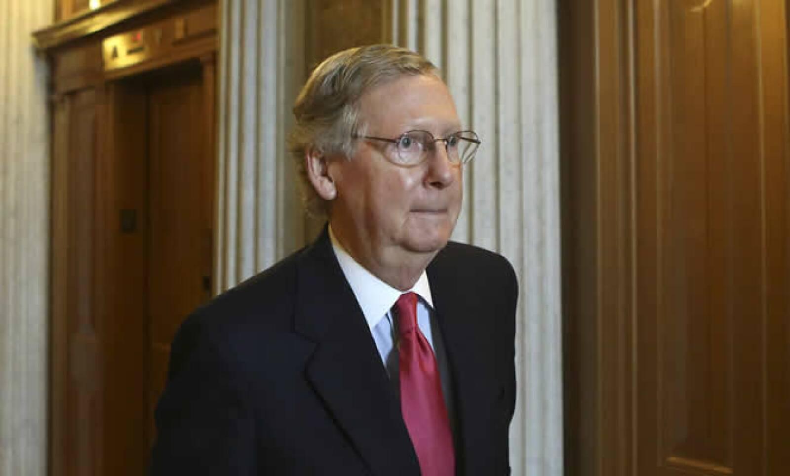 El líder de la minoría republicana en el Senado ha compartido el optimismo de su compañero Reid.