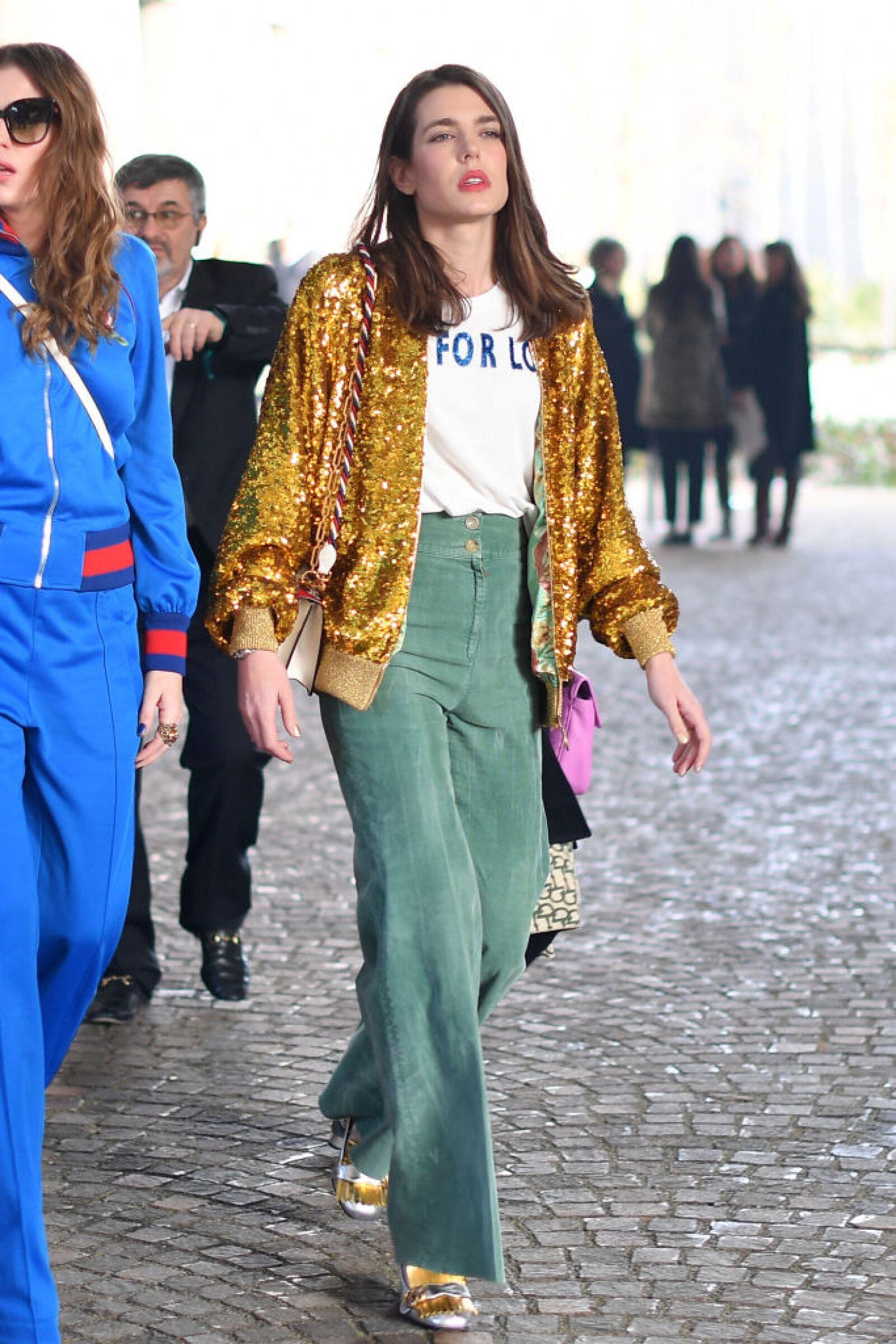Gucci - Arrivals - Milan Fashion Week Fall/Winter 2017/18